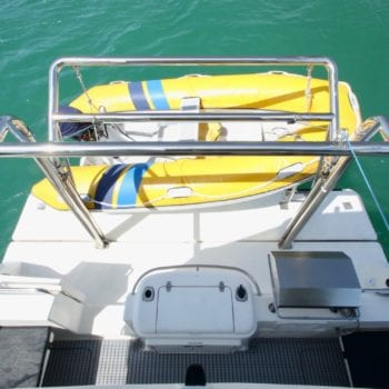 Whitsunday Escape Voyager 1040 Power Catamaran Dinghy 1500