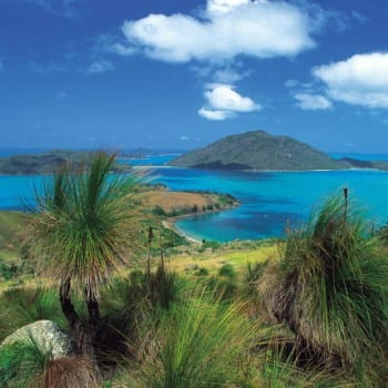 Go island hopping by bareboat with Whitsunday Escape. bush walk on Lindeman Island Whitsundays