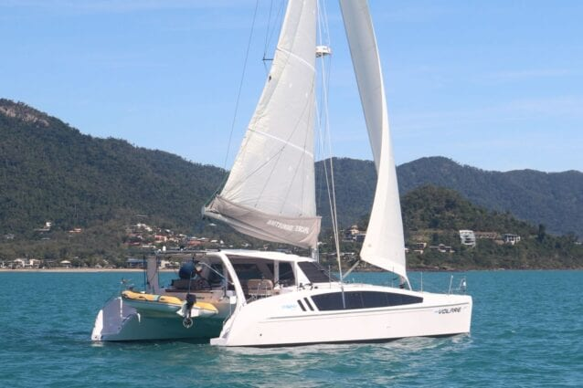 Seawind 1260 On Water