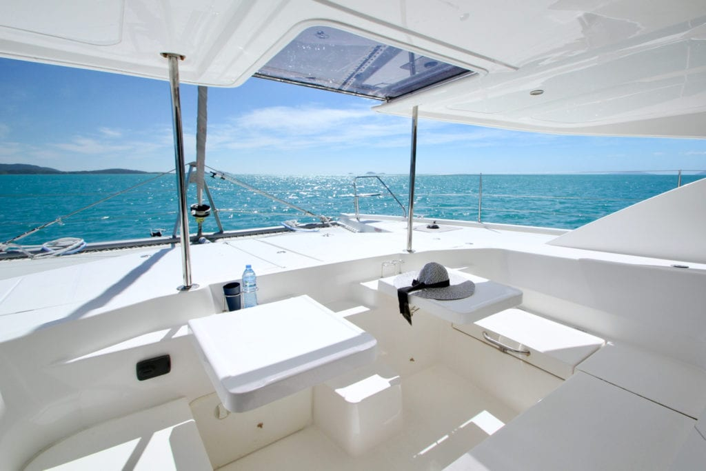 Sailing Catamaran Leopard 48 | Whitsunday Bareboat Holiday