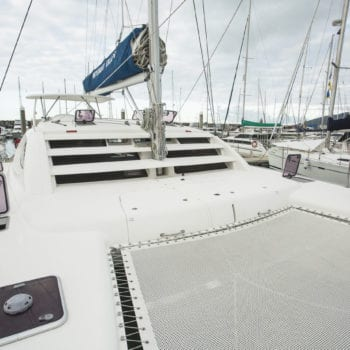 Whitsunday Escape Leopard 46 Foredeck