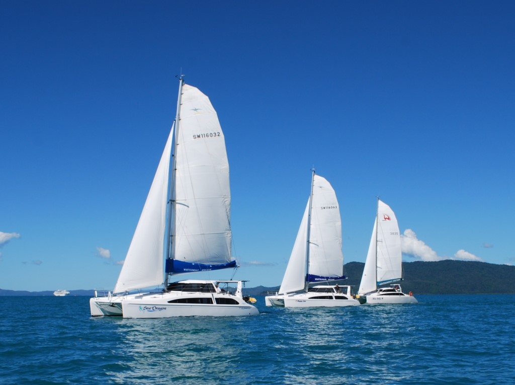 Whitsunday Escape sailing catamarans yachts for bareboat hire