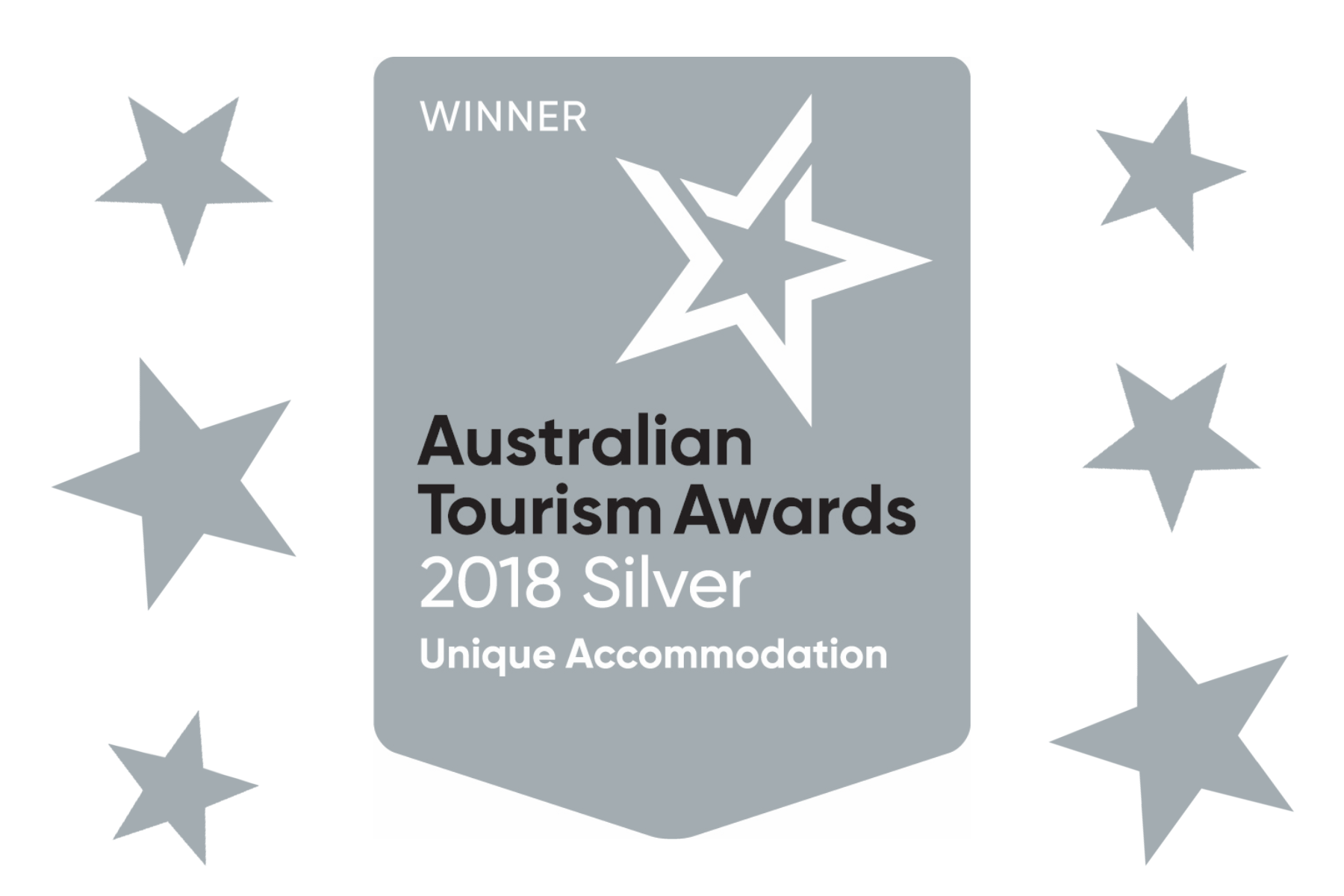 Australian Tourism Award silver winners 2018 Whitsunday Escape