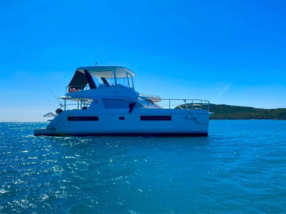 Whitsunday Escape Leopard 43 Power